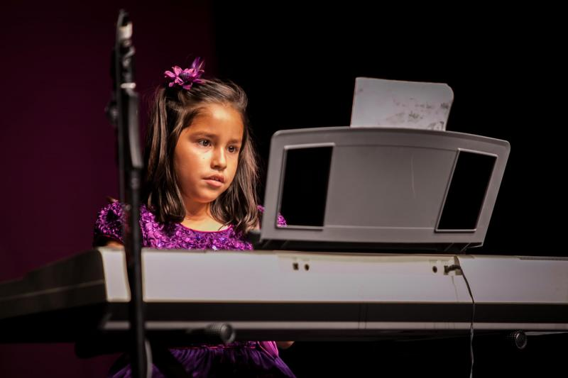 Orange County Children's Therapeutic Arts Center Holiday Concert Photos