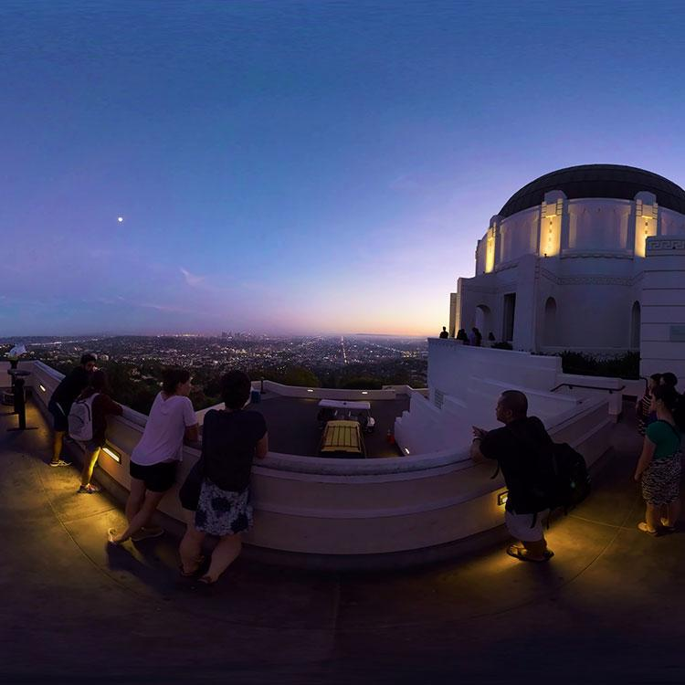 Griffith Observatory [360°]